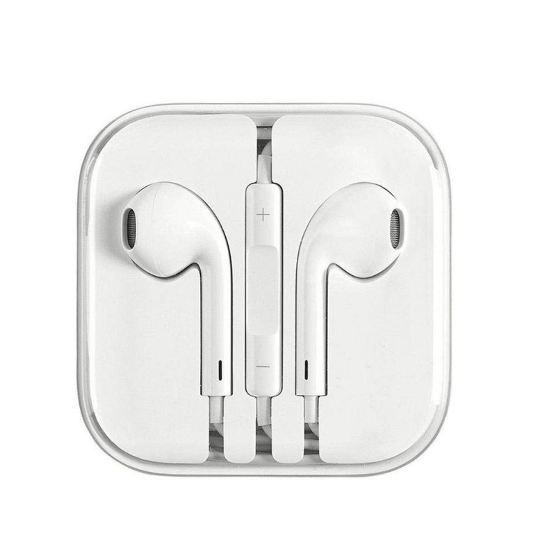 Iphone 5s Wired In-Ear  Earphone With Mic