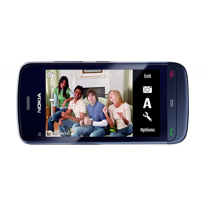 Nokia C5-03 Good Condition 6 Months Indiantype Warranty-Refurbished