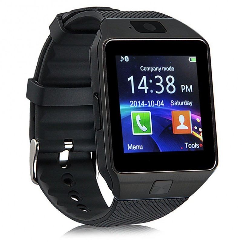 HATHOT DZ09 Bluetooth Wrist Smart Watch  Phone Wit...