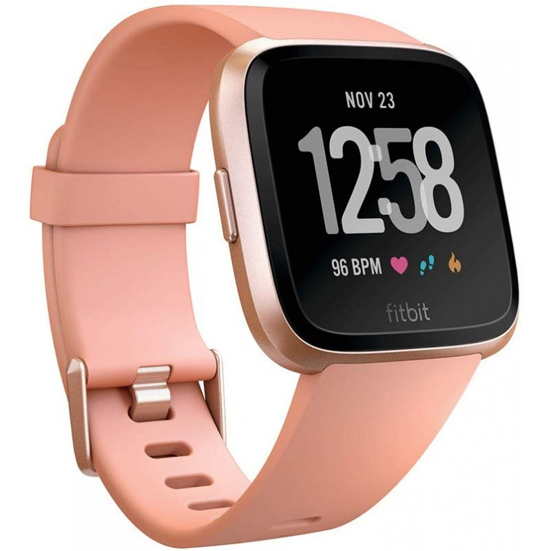HATHOT Fitbit VERSA HEALTH AND FITNESS SMARTWATCH ...