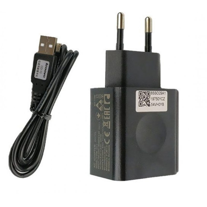 Lenovo Fast Charger With Charging Cable