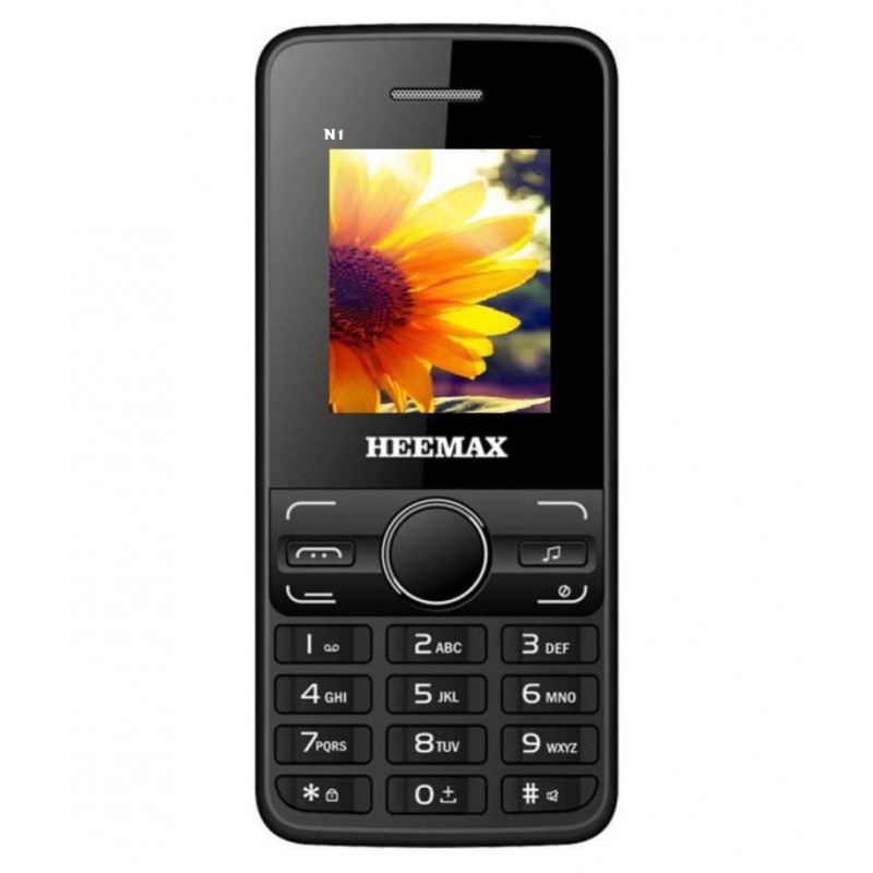 HEEMAX N1 DUAL SIM MOBILE WITH EXPANDABLE MEMORY/ ...