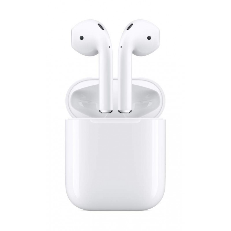 AirPods 2 With Wireless Charging Case - White