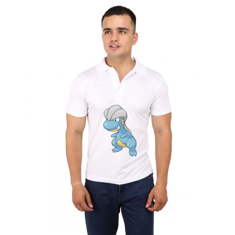 Bagon Pokemon Polo T-Shirt For Men