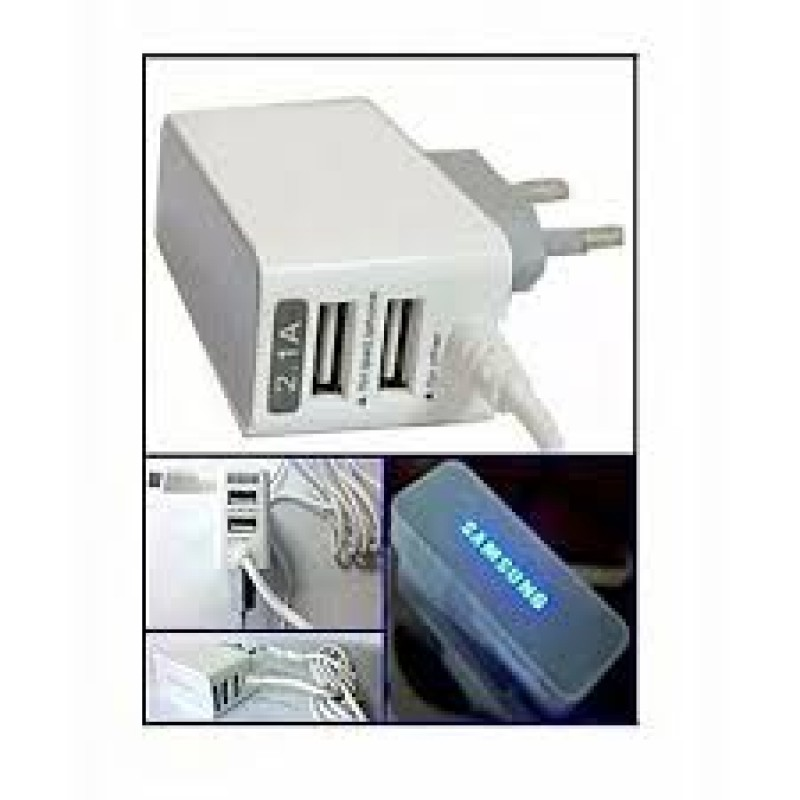 Samsung Dual Port Charger