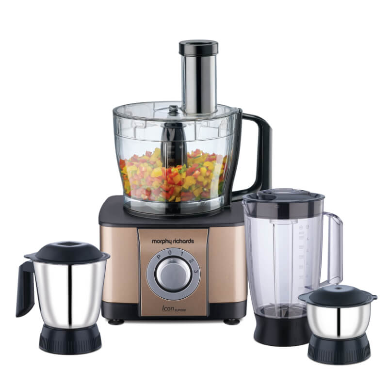 Morphy Richards Icon Superb Food Processor