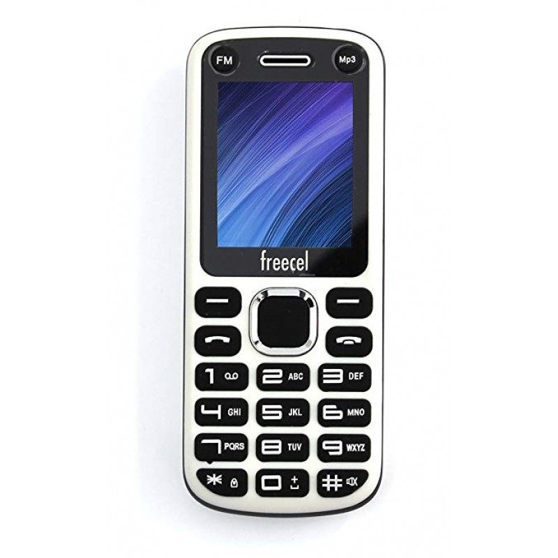 Freecel Freecross  Dual Sim Keypad Mobile With Ext...