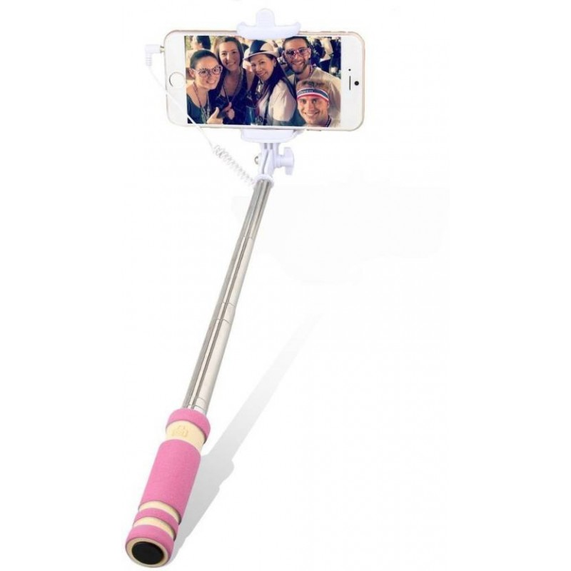 Hathot Cable Selfie Stick