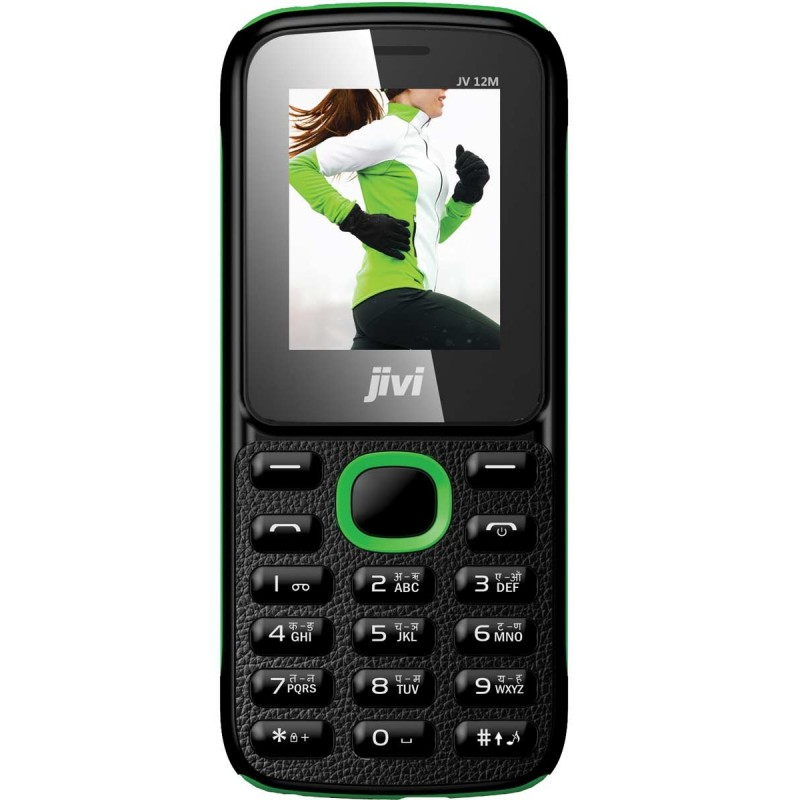 JIVI 12M Dual Sim Mobile With FM/ Auto Call Record...