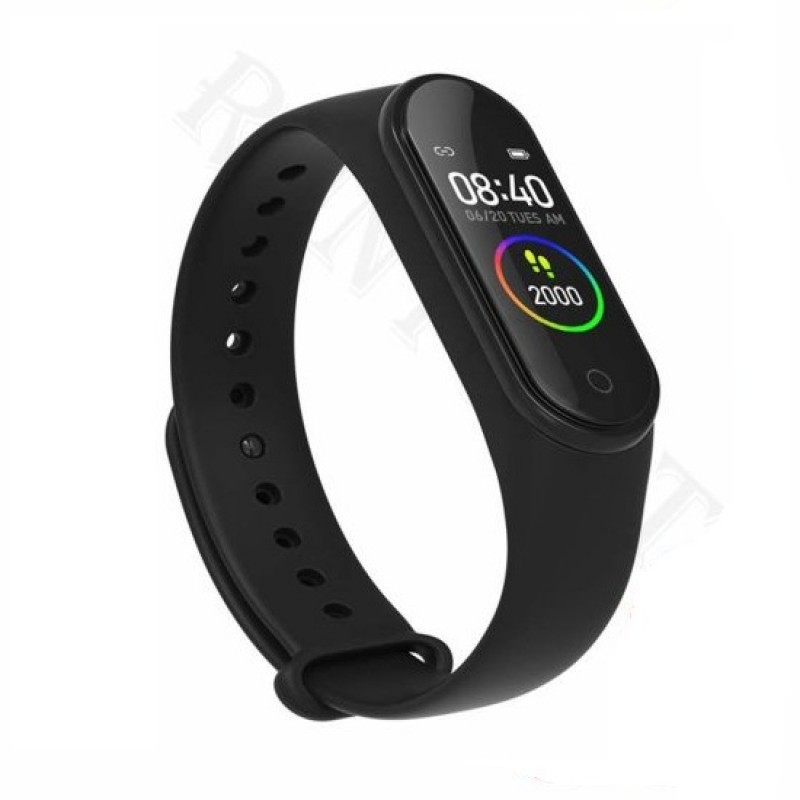 HATHOT M4 Smart Fitness Band Activity Tracker With...