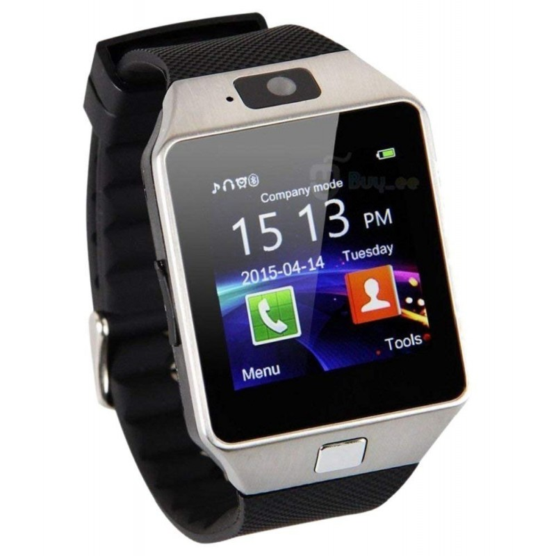 Smartwatch With SIM Slot, Memory Card Slot And Cam...