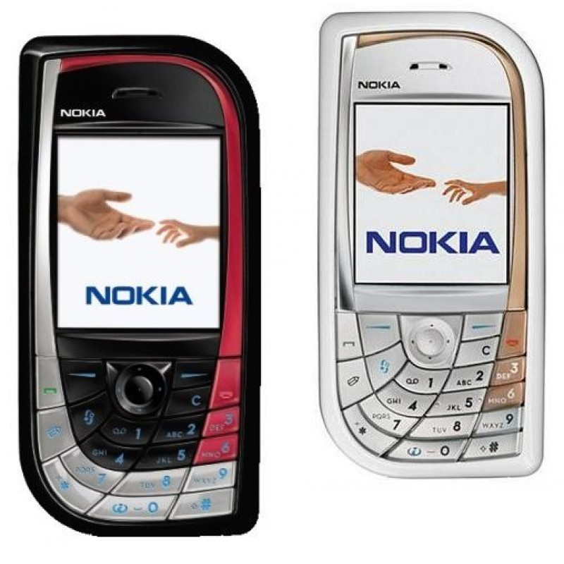 Nokia 7610 Mobile - Good Condition 6 Months Indian...