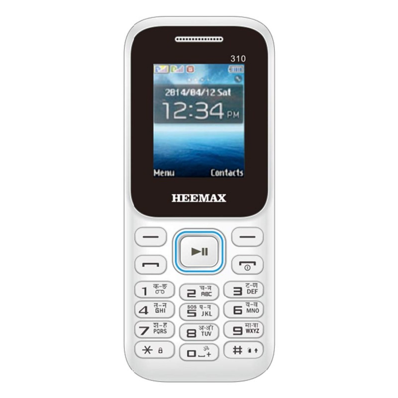 Heemax P310 Dual Sim Mobile With Battery / Camera ...