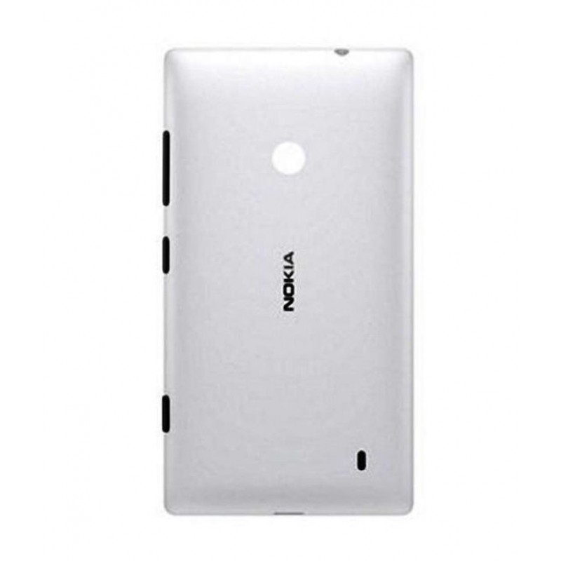 NOKIA LUMIA 520 BATTERY BACK PANEL COVER (WHITE)