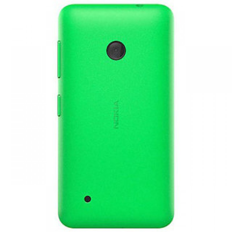 NOKIA LUMIA 530 BATTERY BACK PANEL COVER (GREEN)