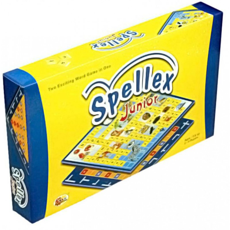Spellex Junior Board Game